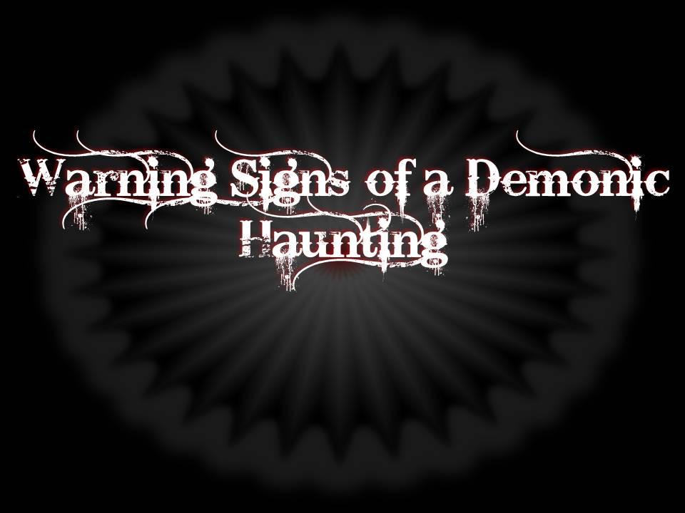 Demonic-Warning-Signs